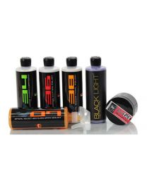 BEST WAX AND POLISH KIT FOR BLACK CARS (6 ITEMS)