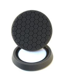 CHEMICAL GUYS HEX LOGIC 7.5 INCH BLACK FINISHING (POLISHING) PAD