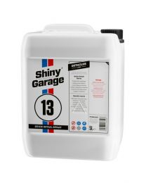 SHINY GARAGE QUICK DETAIL SPRAY SYNTHETIC QUICK DETAILER 5000ML