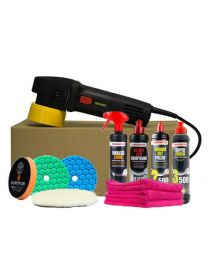 CarCare24.eu GD-PFH-101 one meter chemical guys advanced starter kit coated 9 items
