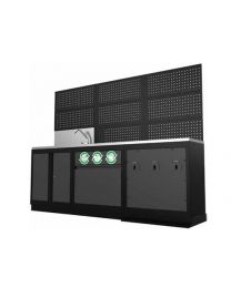 BOXO BOTTOM SIDE PANEL 472mm LOW CABINET