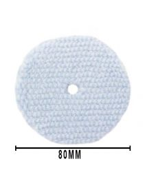 Carcare24.eu 9.BW100H Rupes Wool Pad Blue 80MM