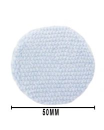 Carcare24.eu 9.BW70H Rupes Wool Pad Blue 50MM