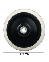 ACC_XX10 5inch (125mm) Ultimate Softness Rotary (M14) Backing Plate