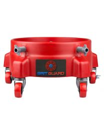 CarCare24.eu ACS_100.1 Bucket Dolly Red