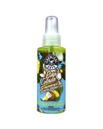 CHEMICAL GUYS PINA COLADA SCENT AIR FRESHENER CAR PERFUME 118ML