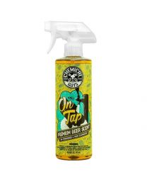 ChemicalGuys.eu AIR24516 On Tap Beer Scented Premium Air Freshener And Odor Eliminator