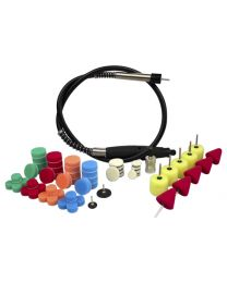 KRAUSS NO SCRATCH! MICRO ROTARY POLISHER EXTENSION SET