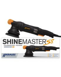 KRAUSS SHINEMASTER S08 DUAL ACTION ORBITAL POLISHER 8MM THROW V2