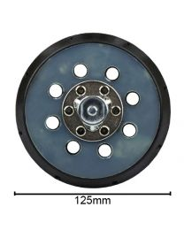 CarCare24.eu BUF_S21_BP_125 No Swirls Xtreme (Krauss) S21 Backing Plate 5Inch 125mm