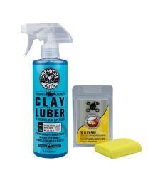 Chemicalguys.eu CLY_113 Clay Bar Yellow Luber Light Medium Duty 2 Items