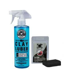 Chemicalguys.eu CLY_KIT_200 Clay Bar Black Luber Heavy Duty 2Items