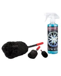 Chemicalguys.eu HOLXXX Decon V3 Wheel Woolies Kit (4 Items)
