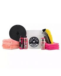 Chemicalguys.eu HOL157 Think Pink Carwash Bucket Kit