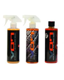ChemicalGuys.eu HOL808 Hybrid V7 Car Wash Soap Optical Select and Wet Tire Shine 473ml Kit