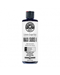 CHEMICAL GUYS MAXI SUDS II EXTREME GRAPE RUSH CAR WASH SHAMPOO