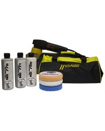 Carcare24.eu No Swirls! Standard Kit No Swirls! (Krauss Db 5200) Dual Action (Da) Polisher Standard Kit (7items)