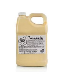CHEMICAL GUYS PURE CARNAUBA CREME BANANEN WAX GALLON
