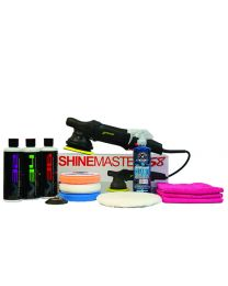 CarCare24.eu Xtreme_S08_Polishing_Kit Krauss Shinemaster S8 Da Polishing Kit (12 Items)