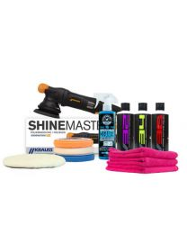 CarCare24.eu Xtreme_S15_Polishing_Kit No Swirls! Xtreme S15 (Krauss) Dual Action (Da) Polisher Polishing Kit (12 Items)
