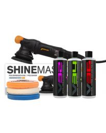 CarCare24.eu Xtreme_S15_Standard_Kit No Swirls! Xtreme S15 (Krauss) Dual Action (Da) Polisher Standard Kit (7 Items)