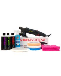 CarCare24.eu XTREME S21 POLISHING KIT No Swirls! Xtreme (Krauss) S21 Polishing Kit 12 Items