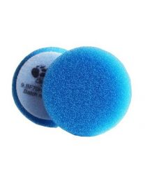 9.BF70H24 Rupes Ibrid Nano Blue Foam Pad 70mm