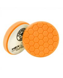 Carcare24.eu BUFX_102HEX5  Hex Logic 5,5 Inch Orange Medium Cutting Pad