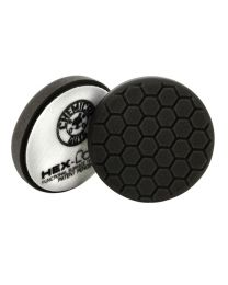 HEX LOGIC 4 INCH BLACK FINISHING (POLISHING) PAD