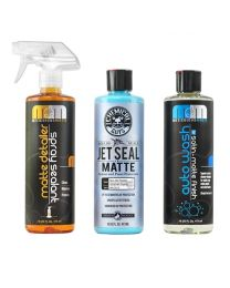 Chemicalguyseu Hol99516 Complete Matte Kit Wash Spray Detailer And Sealant Protectant 3 Items