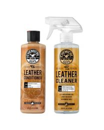ChemicalGuysEU SPI_109_16 Leather Cleaner And Leather Conditioner Kit