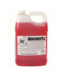 CHEMICAL GUYS GLASSWORKZ OPTICAL CLARITY GLASS CLEANER GALLON