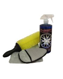 D - CON V3 WHEELCLEANER & DE - IRONIZER KIT (4 ITEMS)