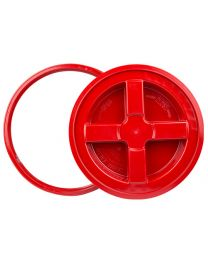 Chemicalguys.eu IAI_502 Bucket Sealcover Gamma Seal Lid Red