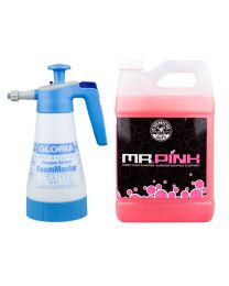 Chemicalguys.eu HOL321 Gloria FoamMaster Fm10 & Mr. Pink Car Wash Gallon