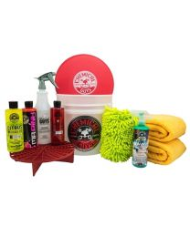 HOL_121 CHEMICAL GUYS BEST CAR WASH BUCKET KIT (11 ITEMS)