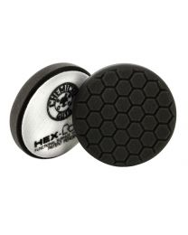 HEX LOGIC 6.5 INCH BLACK FINISHING (POLISHING) PAD