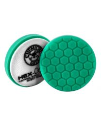 HEX LOGIC 6.5 INCH GREEN HEAVY POLISHING PAD