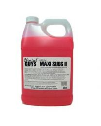 CHEMICAL GUYS MAXI SUDS II SUPER SCHUIM AUTOSHAMPOO GALLON