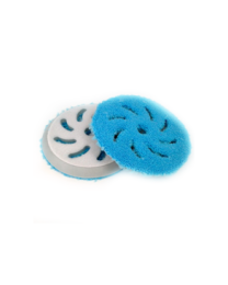RUPES BLUE MICROFIBER CUTTING PAD 100MM