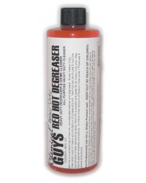 CHEMICAL GUYS RED HOT DEGREASER (STRONG)