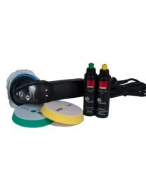 RUPES BIGFOOT 15 MM - LHR15E - ORBITAL POLISHER STANDARD KIT (6 Items)