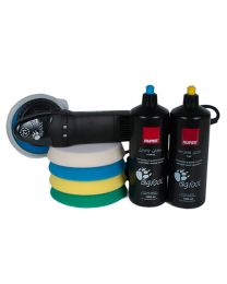 RUPES BIGFOOT 21 MM - LHR21E - ORBITAL POLISHER STANDARD KIT (6 Items)