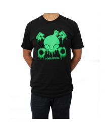 CHEMICAL GUYS GREEN DRIPPING SHIRT
