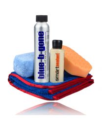 SmartWax.nl Smart Metal Polish and Protection Kit