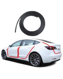 TESLA MODEL 3 DOOR RUBBER INSULATION SET