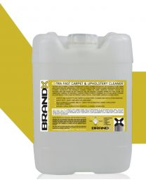 BRANDX X-TRA FAST CARPET & UPHOLSTERY CLEANER